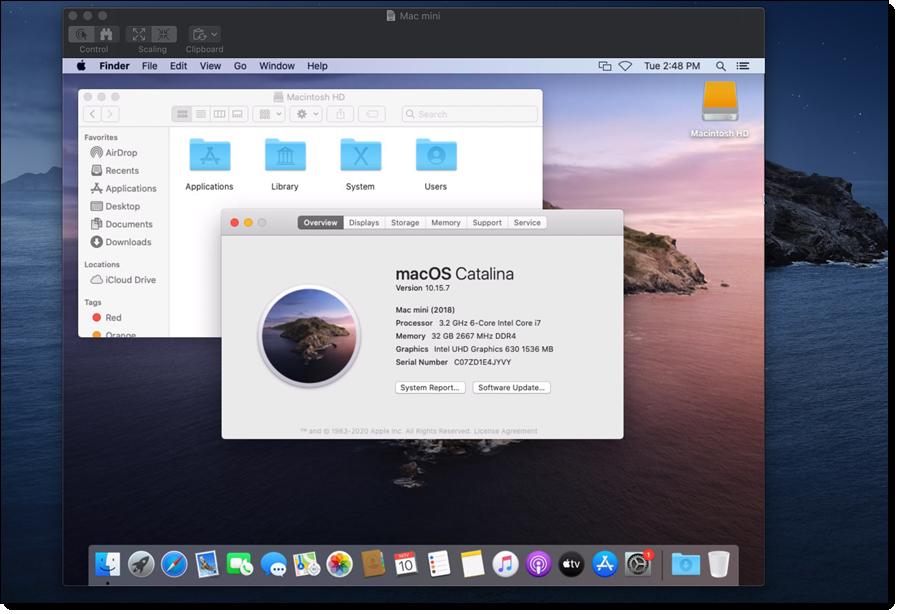 AWS brings the Mac mini to its cloud