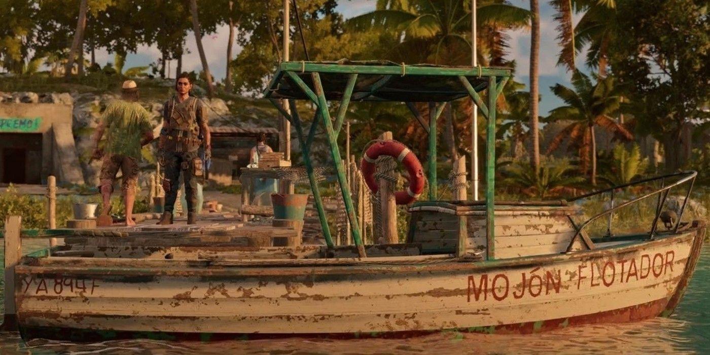 Far Cry 6 Secret Ending Explained